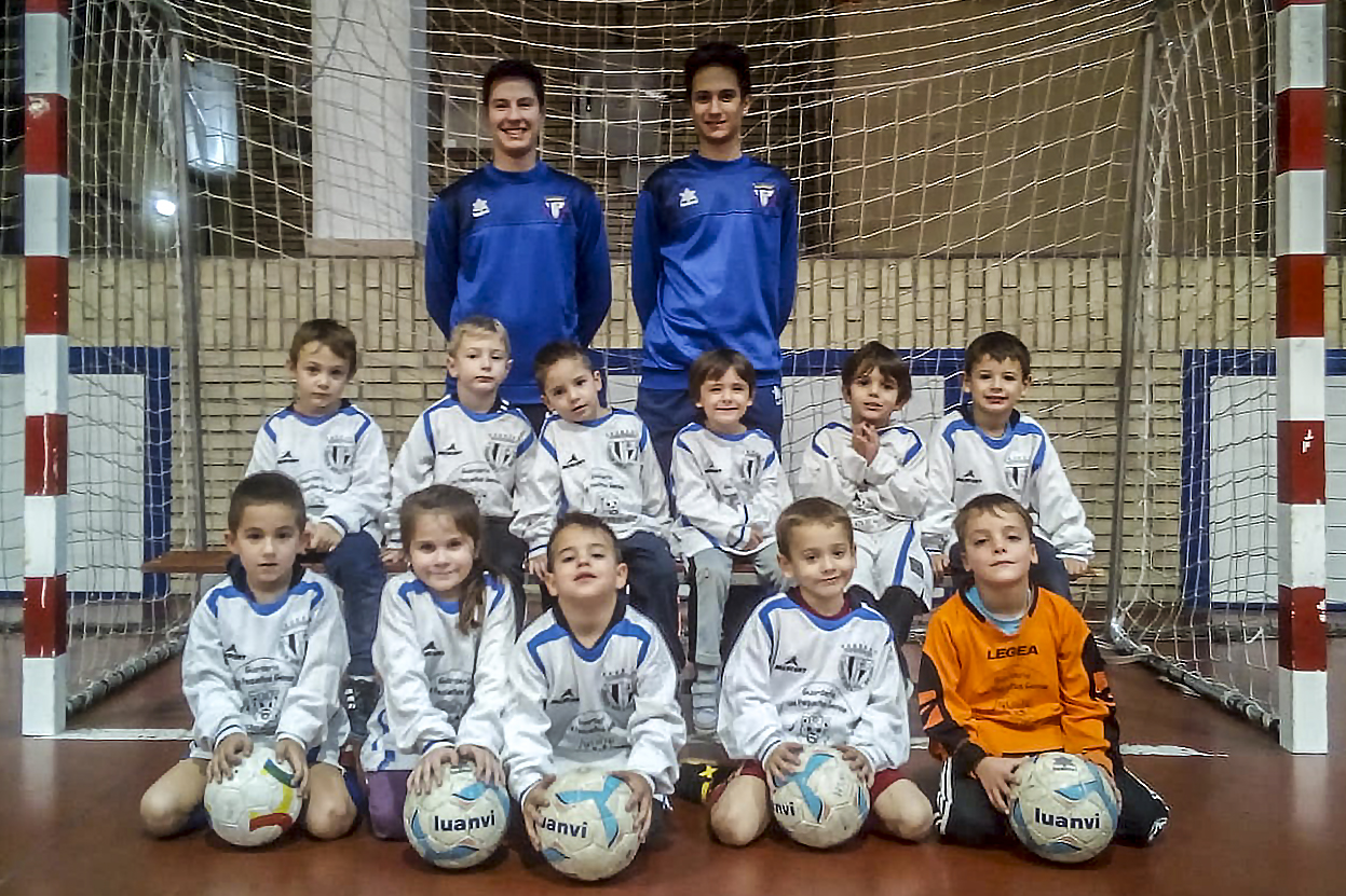 Escuela de Fútbol Base